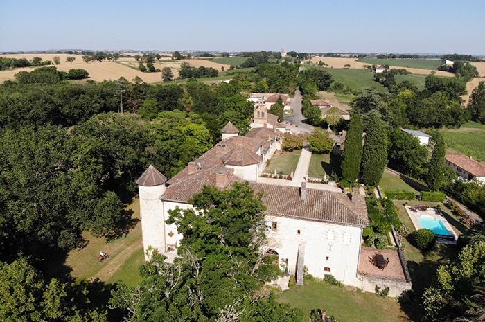 Luxury Chateau Gascon Gers